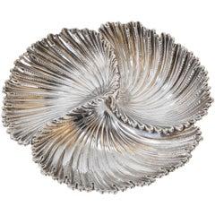 Buccellati Sterling Silver Dish by Gianmaria Buccellati