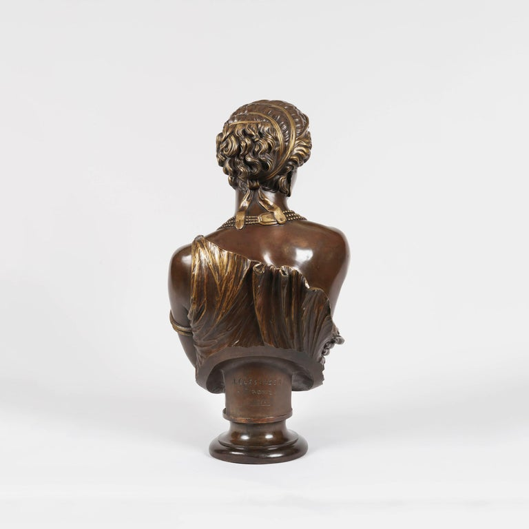 A Bust of 'Helen of Troy'