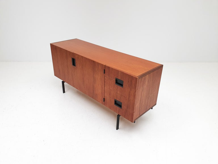 A Cees Braakman DU-01 'Japanese Series' sideboard for UMS Pastoe, Netherlands For Sale 6