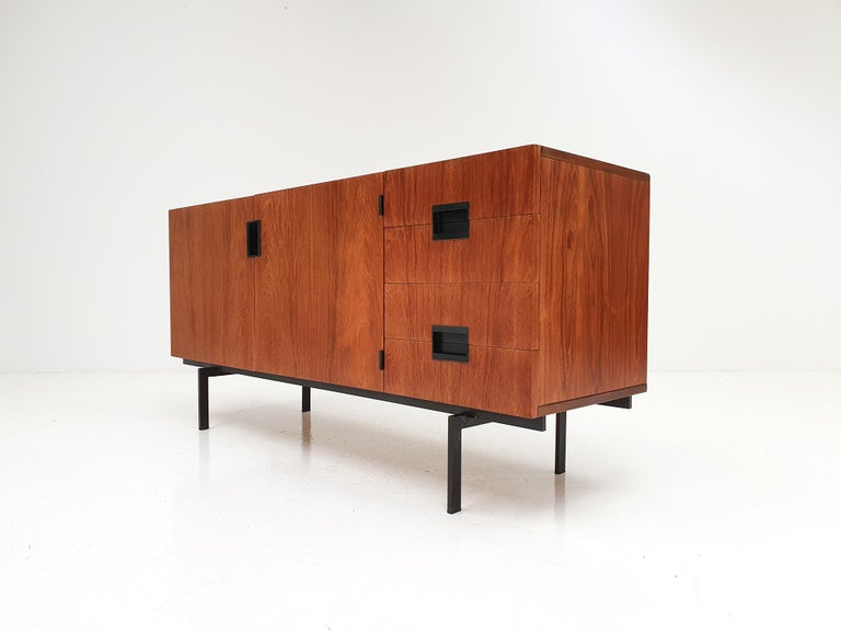 A Cees Braakman DU-01 'Japanese Series' sideboard for UMS Pastoe, Netherlands For Sale 7