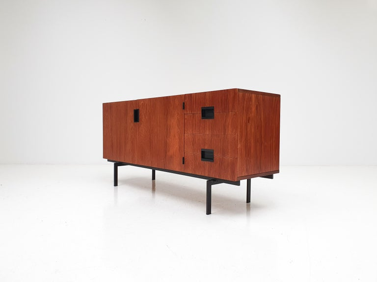 A Cees Braakman DU-01 'Japanese Series' sideboard for UMS Pastoe, Netherlands For Sale 8