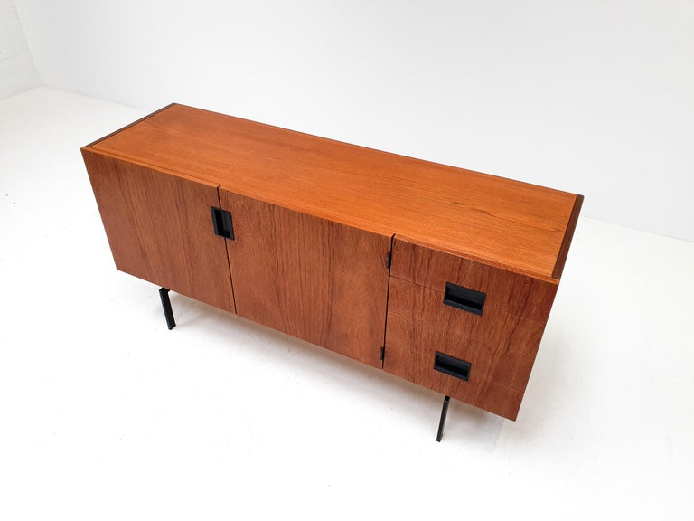 20th Century A Cees Braakman DU-01 'Japanese Series' sideboard for UMS Pastoe, Netherlands For Sale