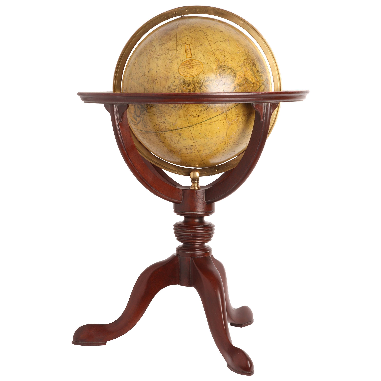 Celestial Globe Signed Smith, London, 1820