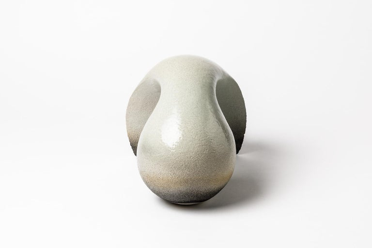 French Ceramic Sculpture by Alistair Danhieux, circa 2010