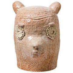Ceramic Sculpture by Laurent Dufour, 2020
