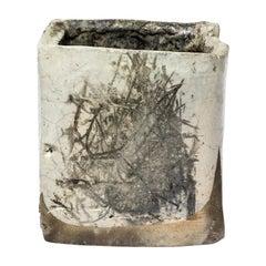 Ceramic Vase by Camille Virot, circa 1990-2000