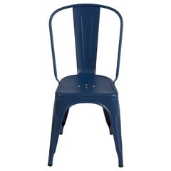 A-Chair in Blueberry by Xavier Pauchard & Tolix