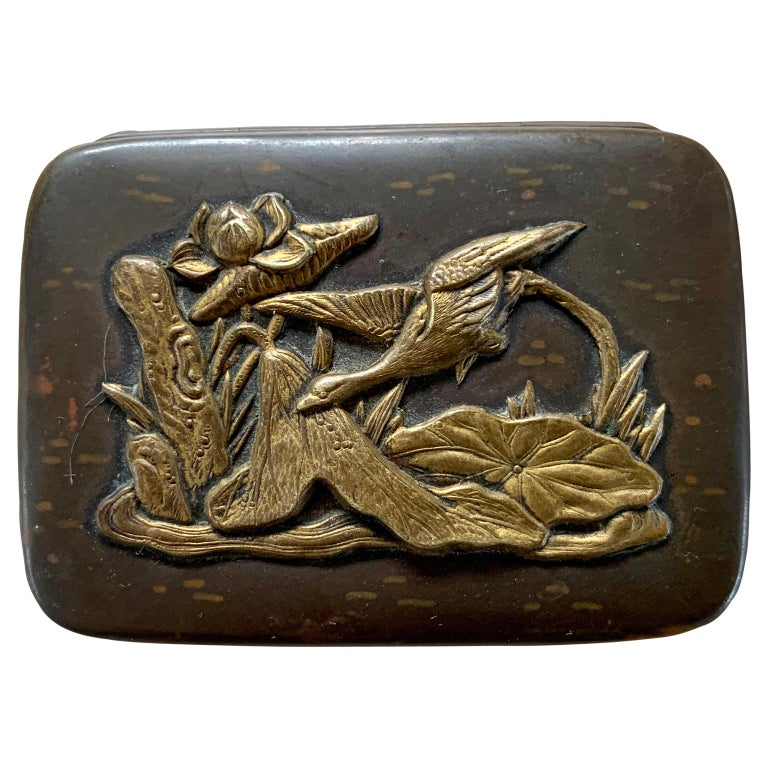 European Collection Of Antique 19th Century Snuff Boxes  For Sale 5