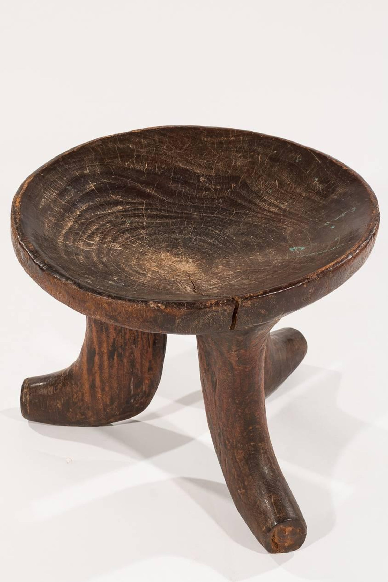 Astonishing Colonial Era African Stool From Ethiopia Gmtry Best Dining Table And Chair Ideas Images Gmtryco