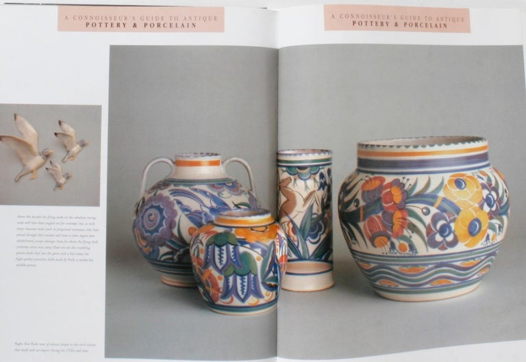 A Connoisseur's Guide to Antique Pottery & Porcelain by Ronald Pearsall, 1st Ed For Sale 9