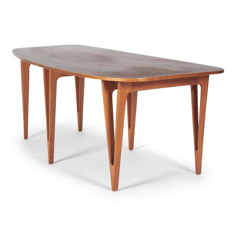 Scandinavian Modern Console Table by Børge Mogensen For Sale