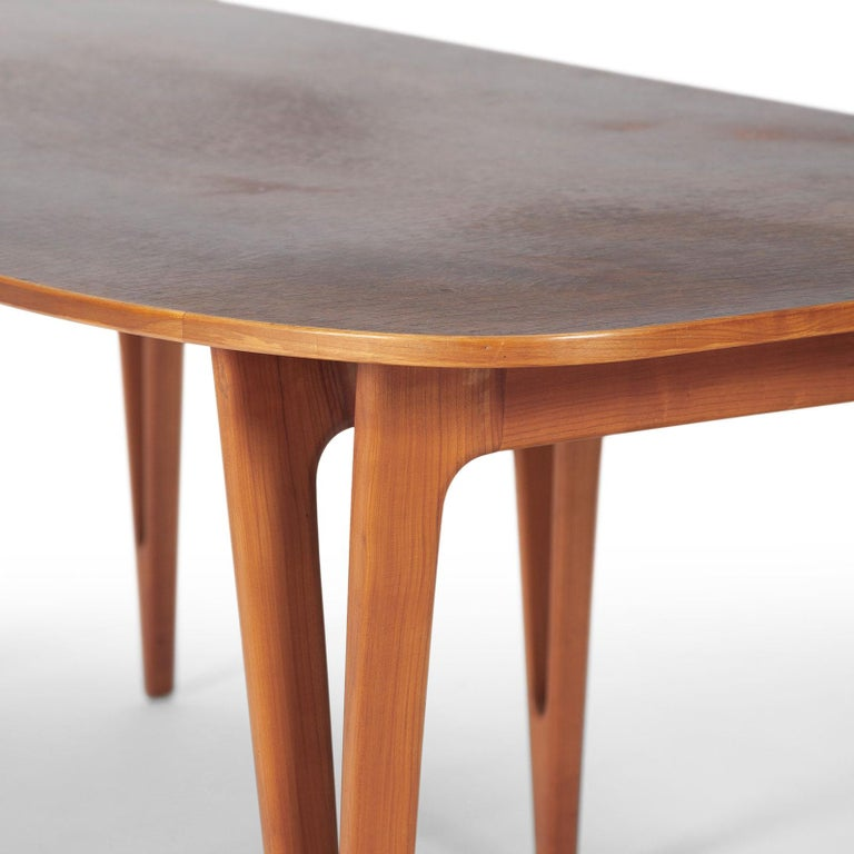 Hand-Crafted Console Table by Børge Mogensen For Sale