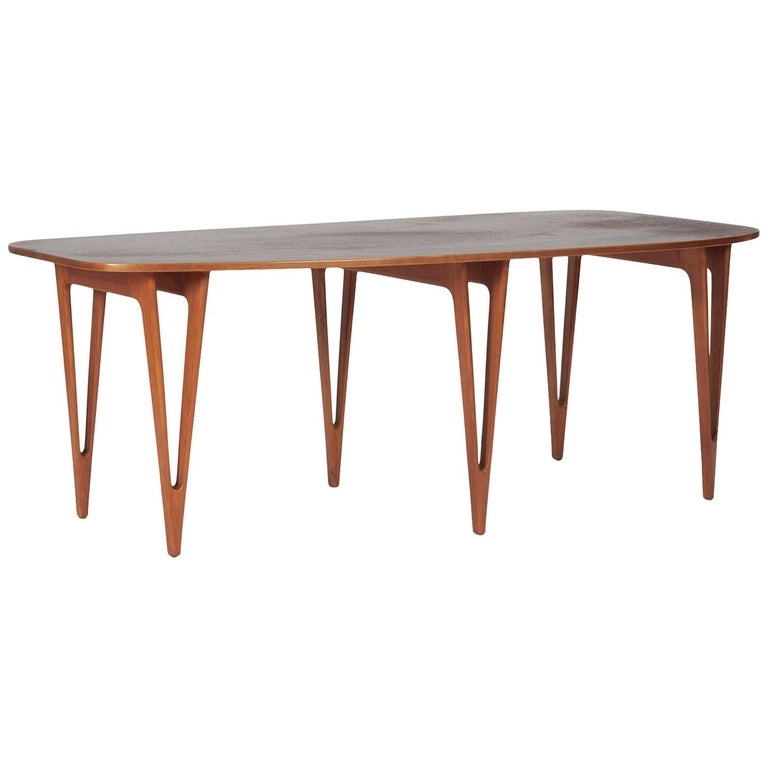 Console Table by Børge Mogensen For Sale
