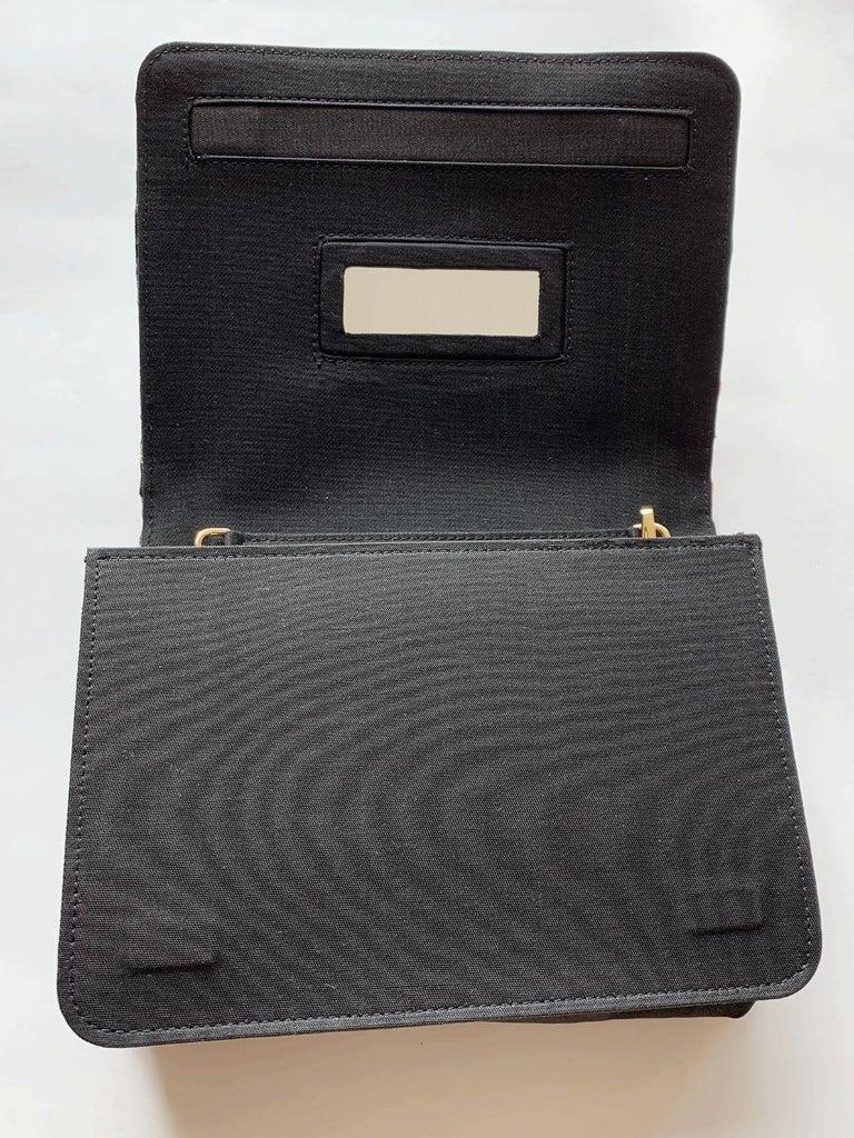 A contemporary 'Akira' japanese brocade melissa bag (model)  For Sale 2