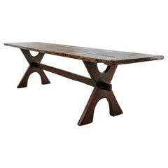 Crusty Oak Dining Table or Desk