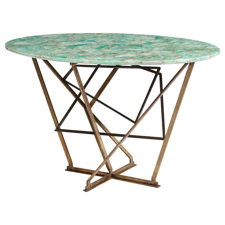 Unique Console Table by Gareth Devonald Smith For Sale