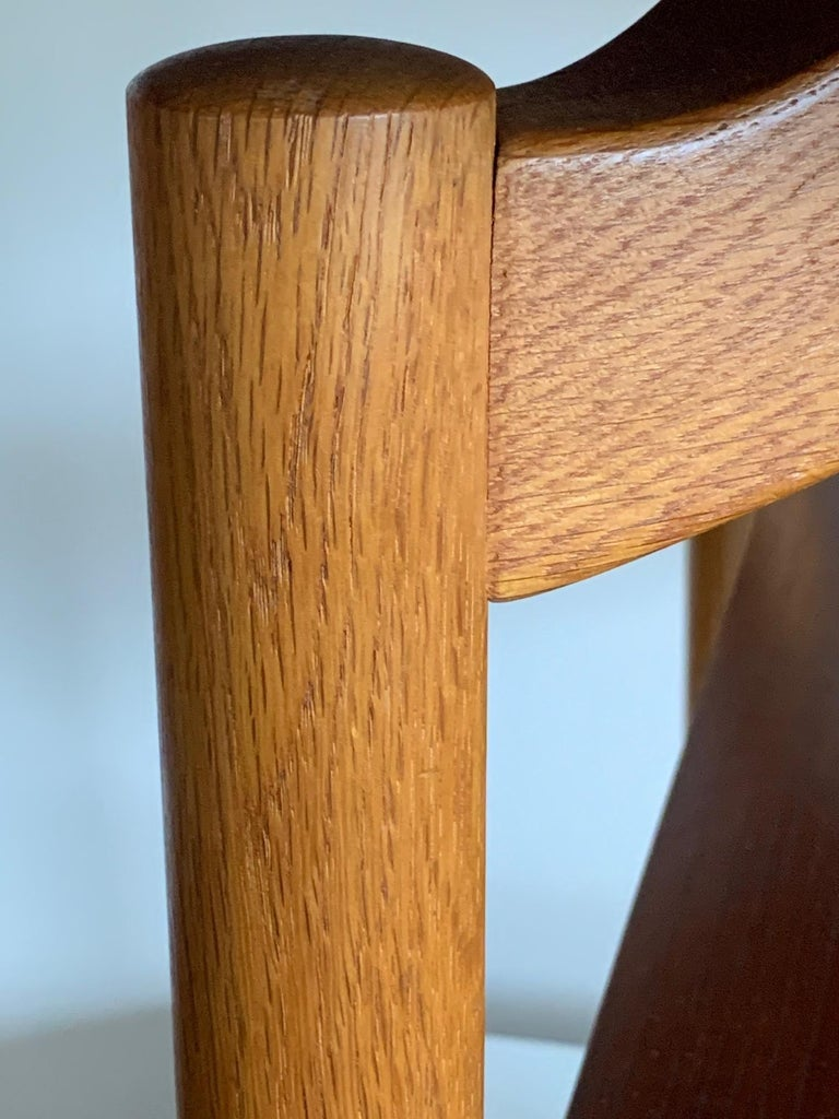 Danish Side Table by George Tanier In Good Condition For Sale In St.Petersburg, FL