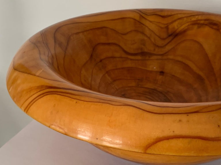 American Dawn Redwood Bowl by Ed Moulthrop