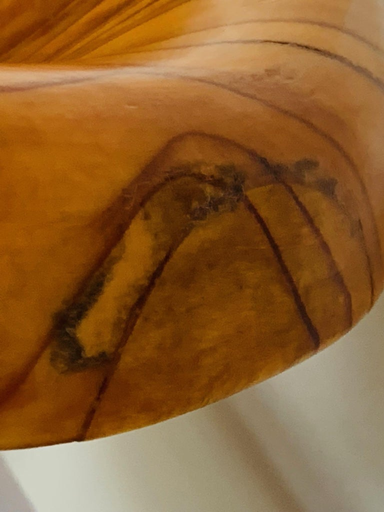 Wood Dawn Redwood Bowl by Ed Moulthrop