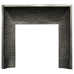 Decorative Cast Iron Contracoeure Insert
