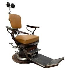 Dentist Chair Type III, Series 3266 by J. Corno, Union Frimor, France, ca 1920