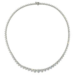 Diamond Riviere Necklace by Harry Winston