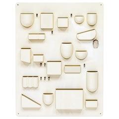 """Dorothee Maurer-Becker """"UTEN.SILO I"""" Wall Tidy for M Design"""