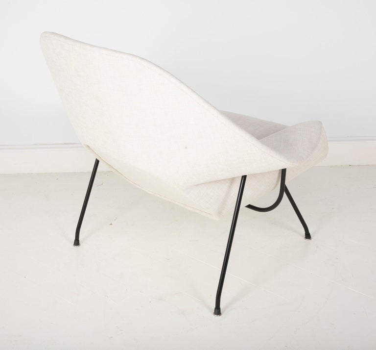 Early Womb Chair Designed for Eero Saarinen For Sale 4