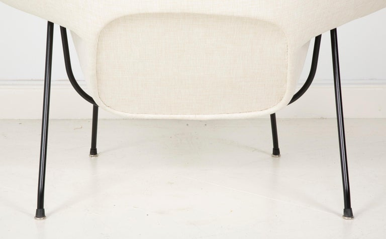 Early Womb Chair Designed for Eero Saarinen For Sale 7