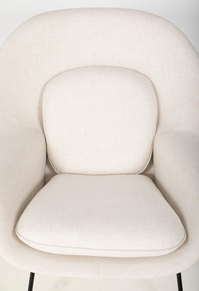 Early Womb Chair Designed for Eero Saarinen For Sale 1