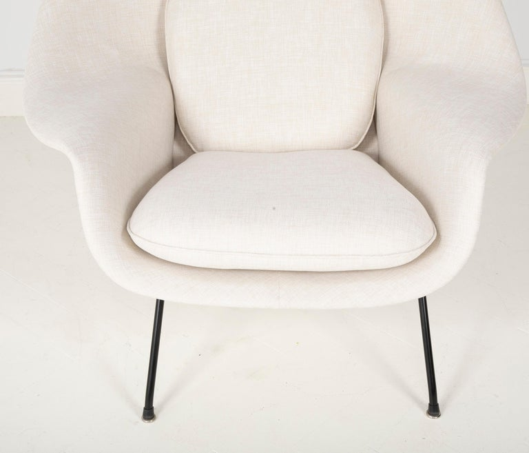 Early Womb Chair Designed for Eero Saarinen For Sale 2