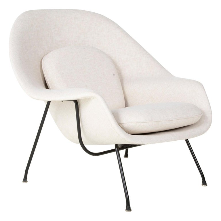 Early Womb Chair Designed for Eero Saarinen For Sale