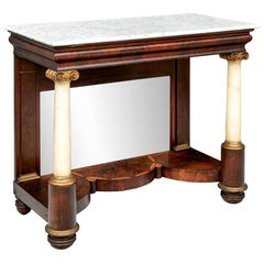 Fine and Exceptional Empire Pier Table