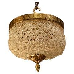 Fine Gilt Bronze Pendant