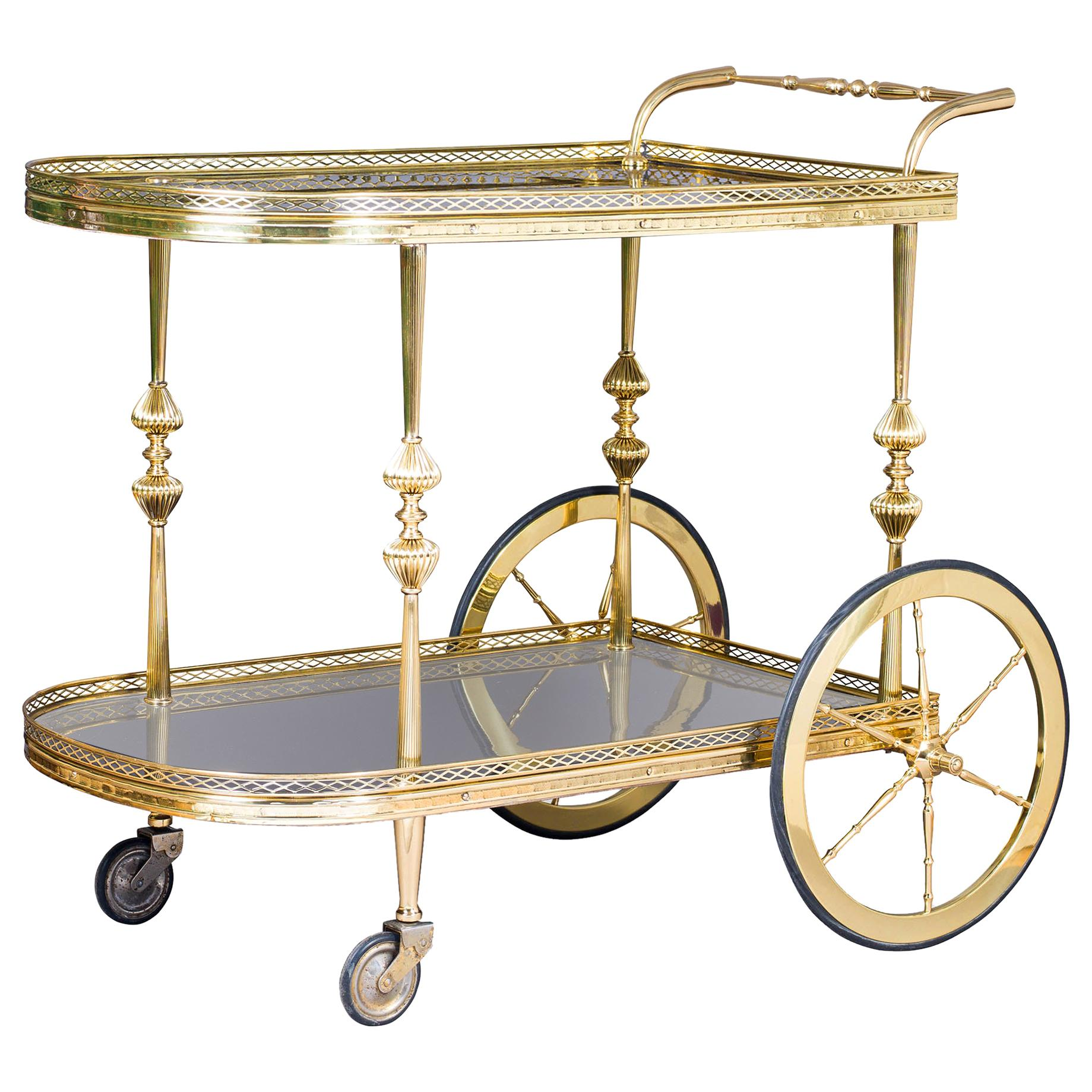 Fine Mid-Century Drinks Trolley or Bar Cart