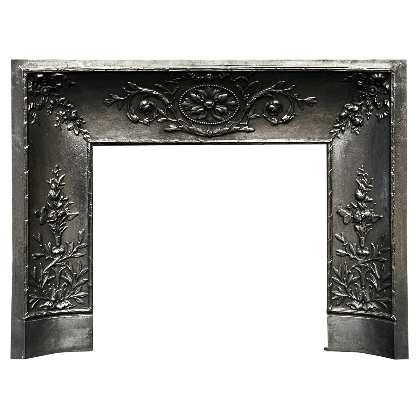 Fine Quality Cast Iron Contracoeur Insert