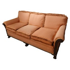 Fine Quality Late 1920s 3-Seat Sofa