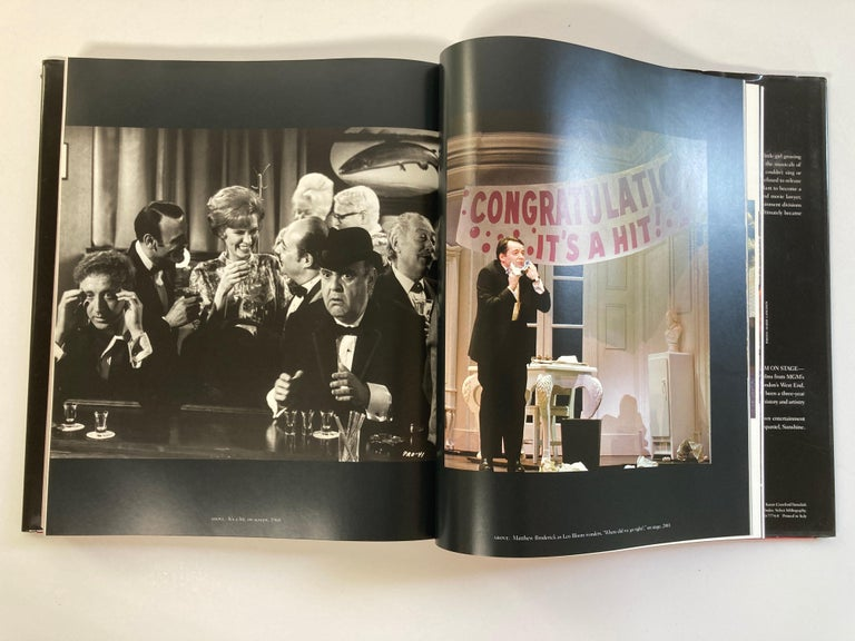Fine Romance Hollywood Broadway: the Magic, the Mayhem, Hardcover Table Book For Sale 8