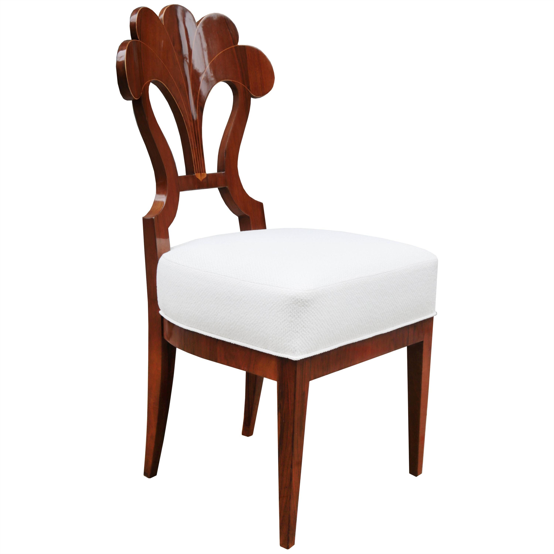 Fine Single Biedermeier Side Chair