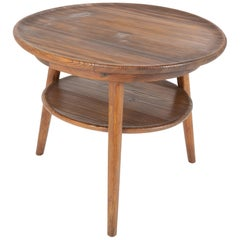 Fir Side / Low Center Table Designed and Marked by Andre Sornay