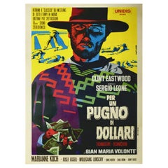 Fistful of Dollars, 1968r Poster