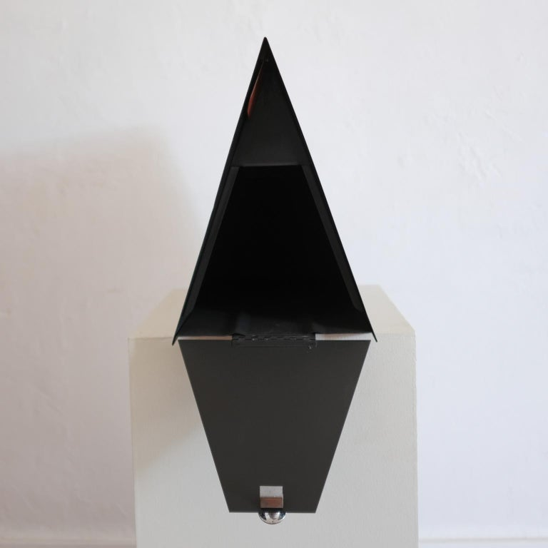 American A-Frame Architectural Mailbox, 1950s For Sale