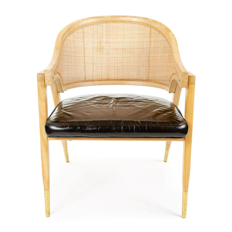 American 'A-Frame' Chair by Edward Wormley for Dunbar For Sale