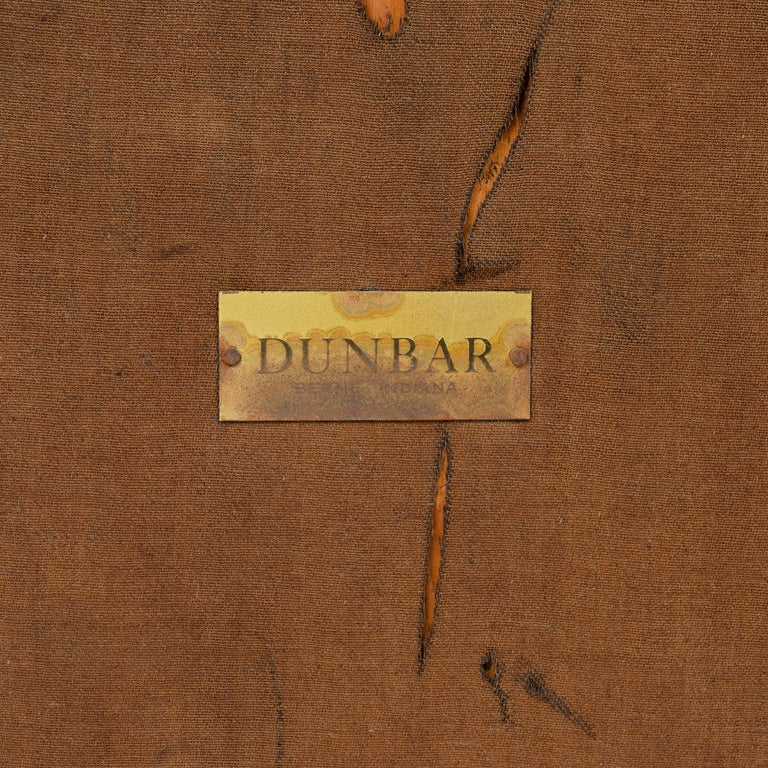 Mid-20th Century 'A-Frame' Chair by Edward Wormley for Dunbar For Sale