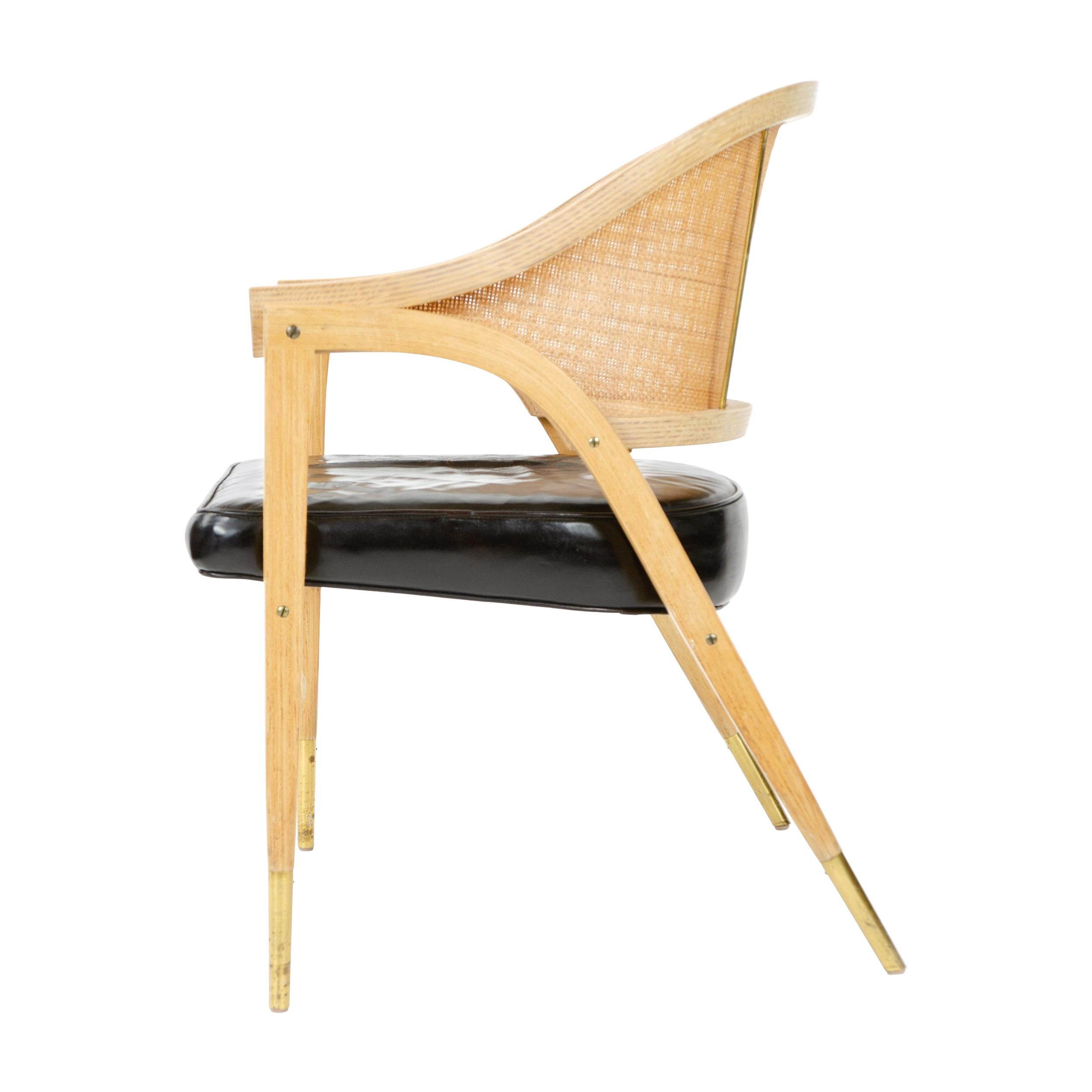 'A-Frame' Chair by Edward Wormley for Dunbar