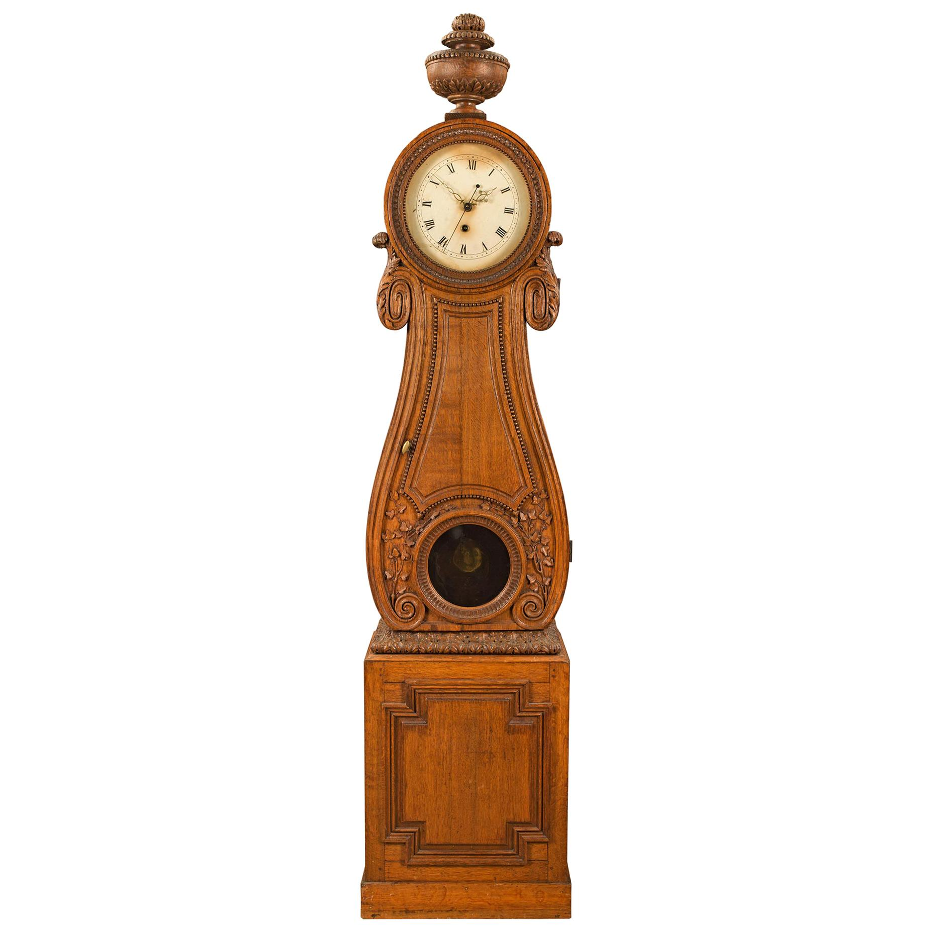 18th Century and Earlier Grandfather Clocks and Longcase Clocks