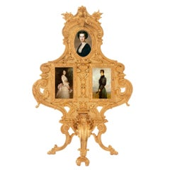 19th Century Picture Frames 276 For Sale At 1stdibs