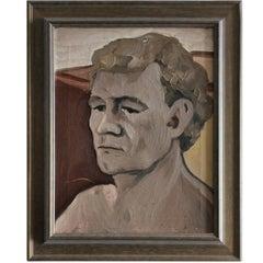 French Impressionist of a Man
