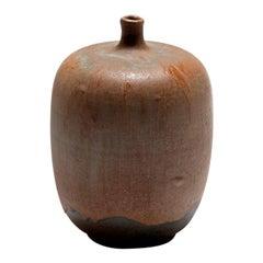 French Midcentury Ceramic Vase