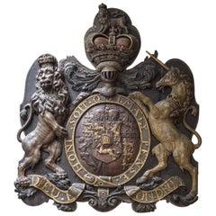 George III Royal Coat of Arms